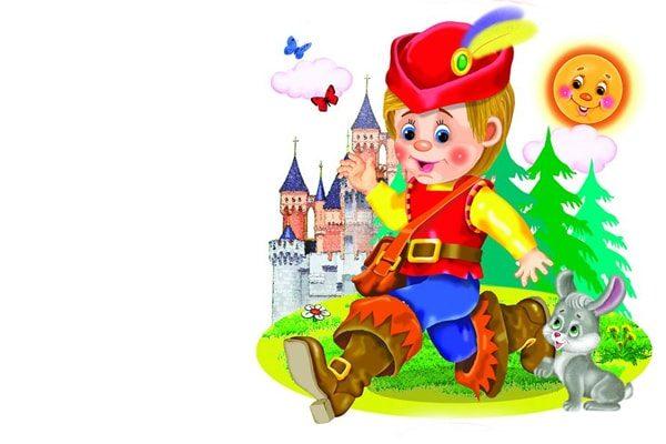 Картинка к сказке Мальчик-с-пальчик