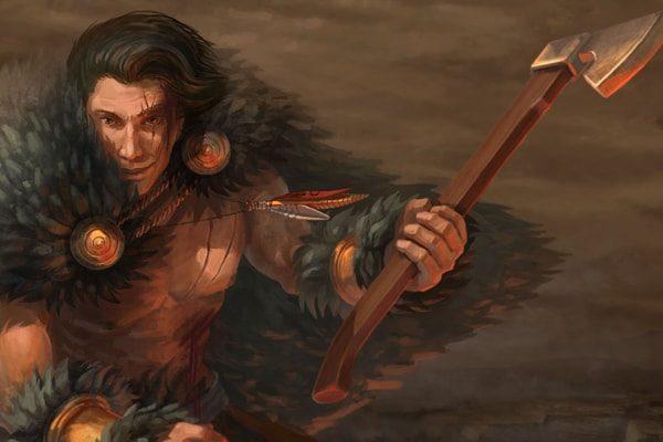 Картинка к сказке Незадачливый охотник