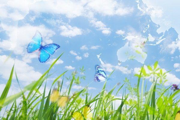 Картинка к сказке Приход весны
