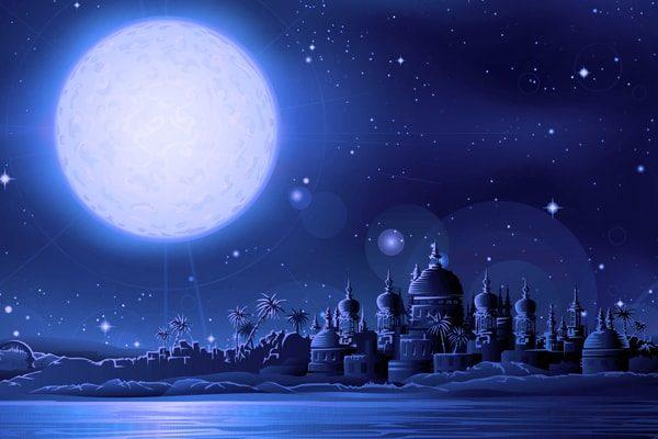 Картинка к сказке Приключения Саида