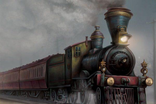 Картинка к сказке Путешествие Голубой Стрелы