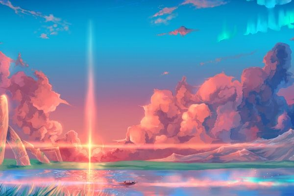 Картинка к сказке Путешествие на Утреннюю Звезду