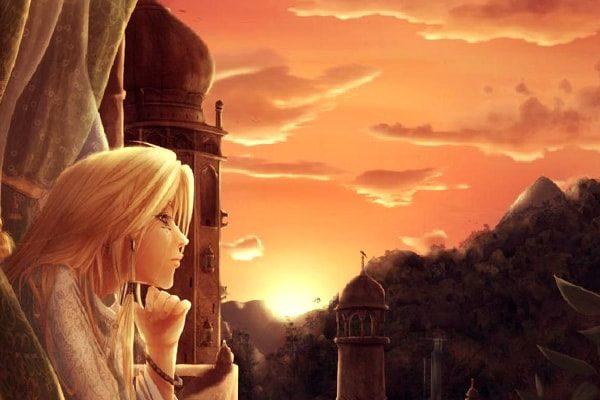 Картинка к сказке о мнимом принце