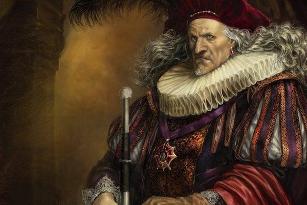 Картинка к сказке о царе Берендее
