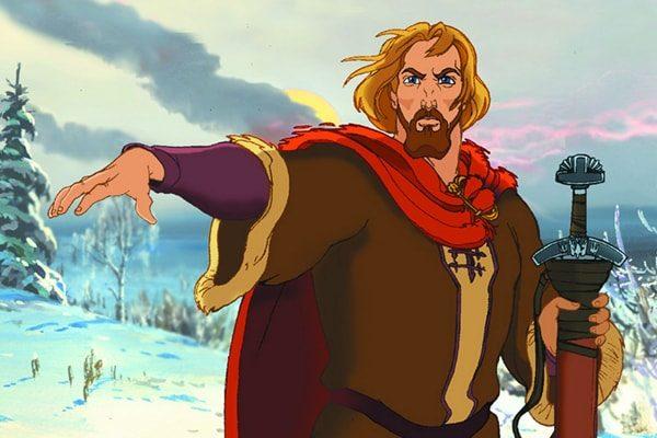 Картинка к сказке Слово о полку Игореве