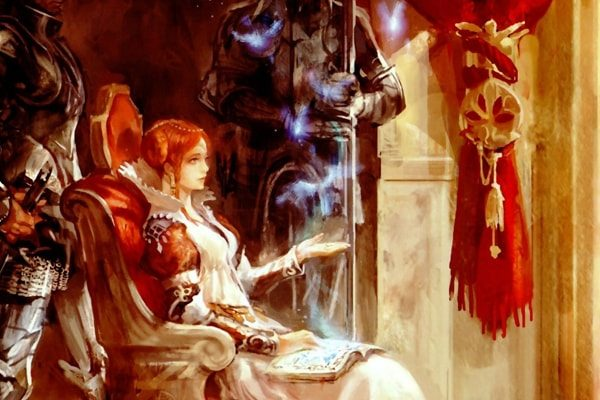 Картинка к сказке В Тридевятом царстве