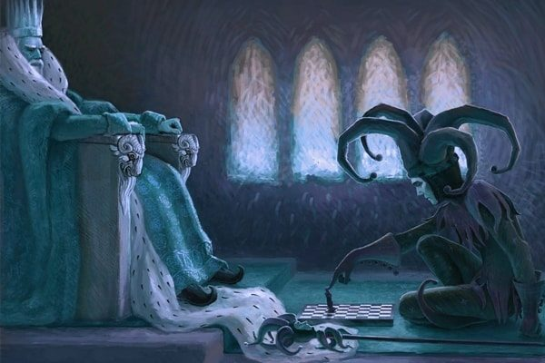 Картинка к сказке Верный Иоганнес