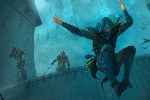 Картинка к сказке Вор и его учитель