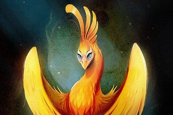 Картинка к сказке Золотая птица