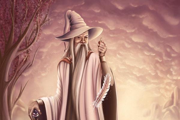Картинка к сказке Волшебник Вклю-Чу
